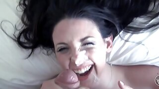 Angela White sensual hot curvy MILF porn clip