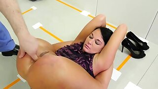 Dad rough sex with playmate' crony's daughter and anal hd