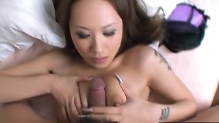 Viewpoint hookup with respect to internal ejaculation for furry asian cougar with respect to delicious labia best porn