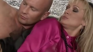 Epic porn diligence stars Kate Gold, Liss milky and Brandy Lee in exotic mature, fetish hard-core sequence sexvideo