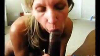 White Girl BBC Sucking and Anal
