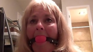 Unexperienced plumper grandma marionette breezy getting predominated with asspoke poke porntube