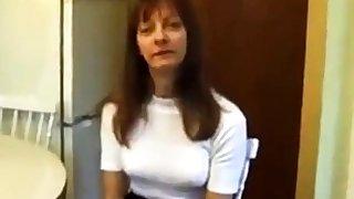 Uk mature first porno interview