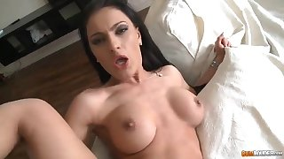Nice POINT OF VIEW with Honey Demon - hot sex clip