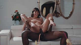 Desperate mom gets the black cock she needs