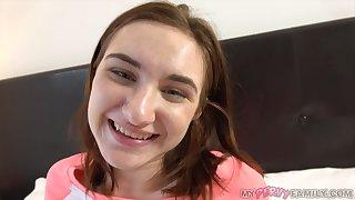 Nice naughty step sister Kelsey Kage - 4k xozilla porn movies