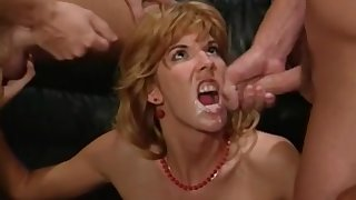 Christi Lake Drilled By Two Big-Dicked Guys
